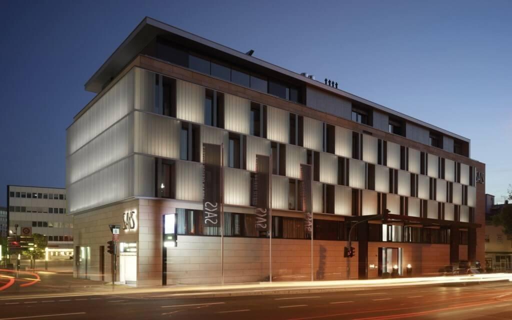 Kontakt anfahrt saks urban design hotel frankfurt for Design hotel frankfurt
